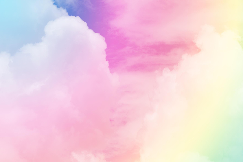 Pastel Cloud Wallpaper Iphone Biajingan Wall