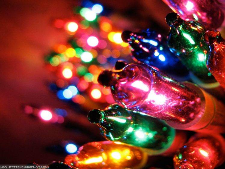Download Christmas Lights Wallpaper Hd Backgrounds Download