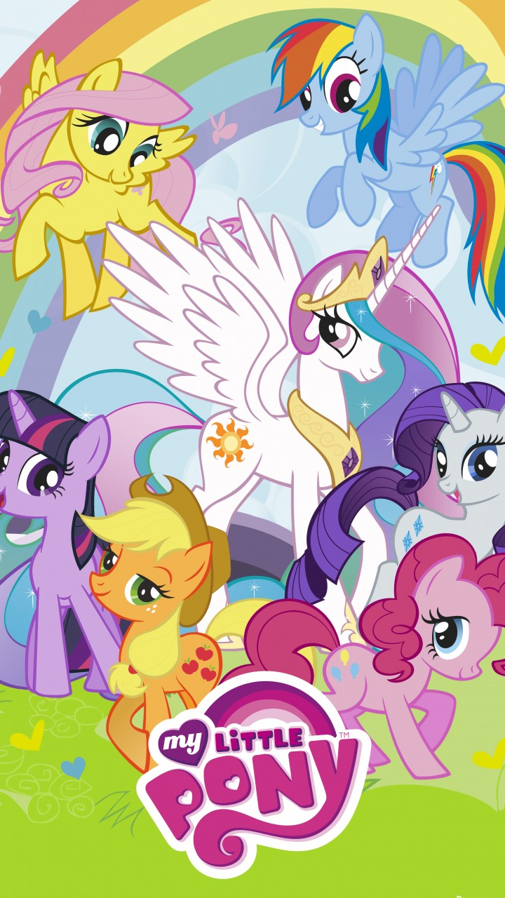 Download My Little Pony Wallpaper Hd Backgrounds Download