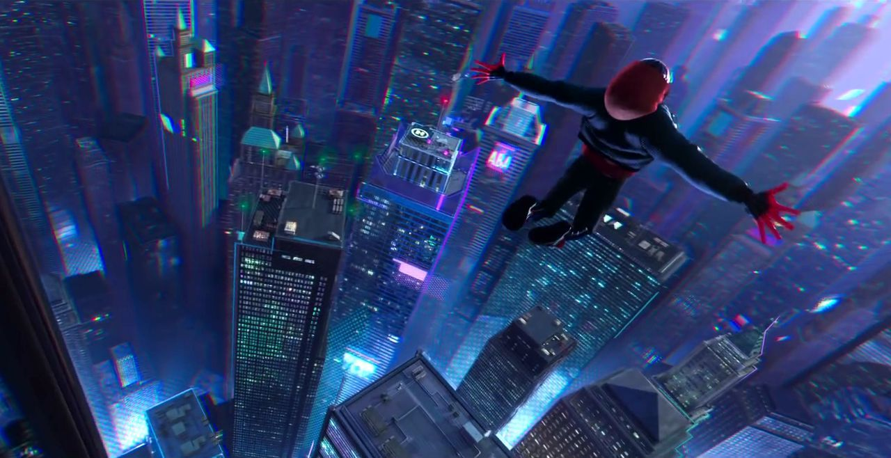 Download Into The Spider Verse Wallpaper Hd Backgrounds Download