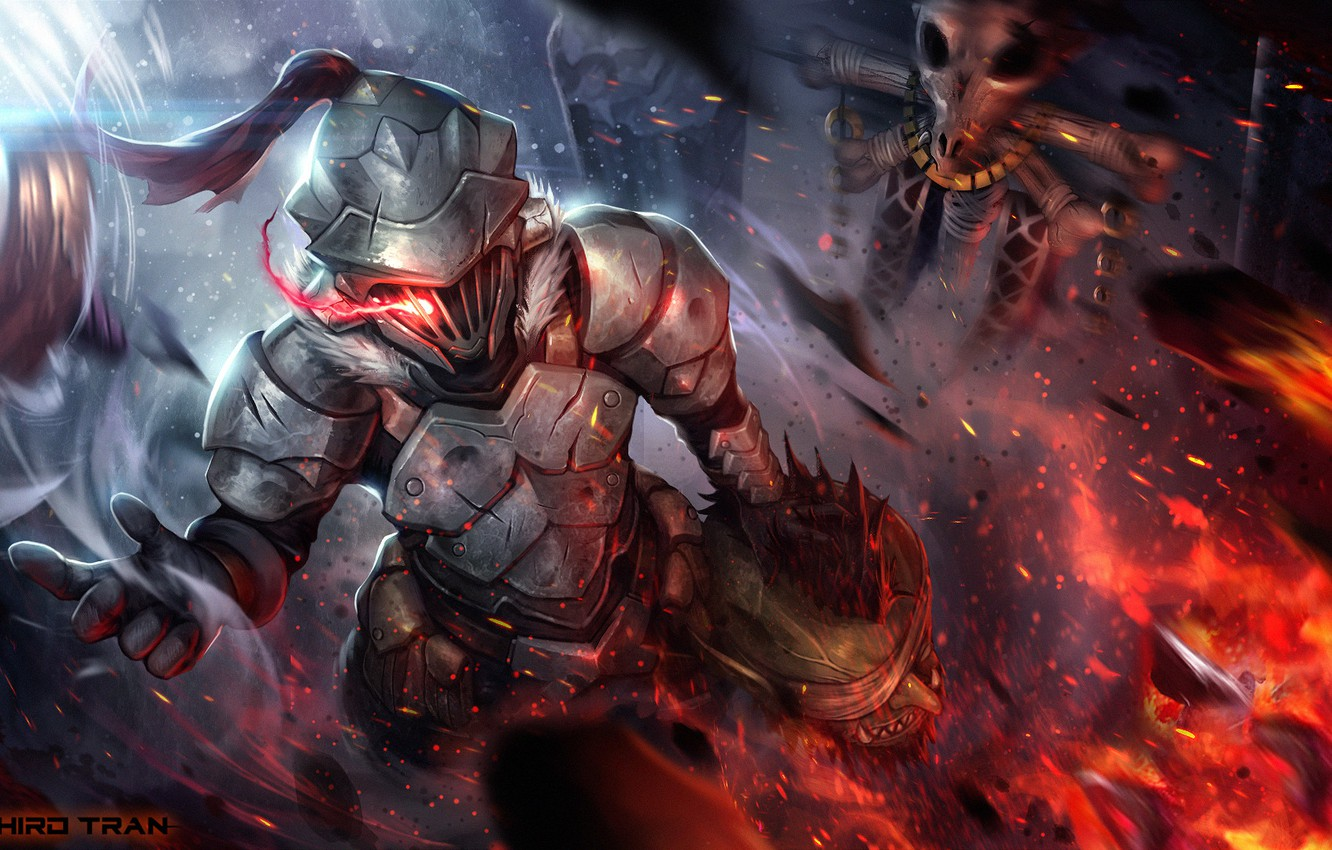 Download Goblin Slayer Wallpaper Hd Backgrounds Download