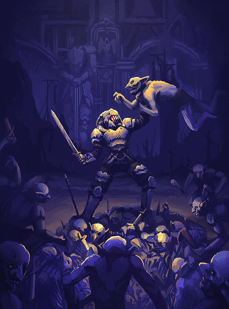 Download Goblin Slayer Wallpaper Hd Backgrounds Download