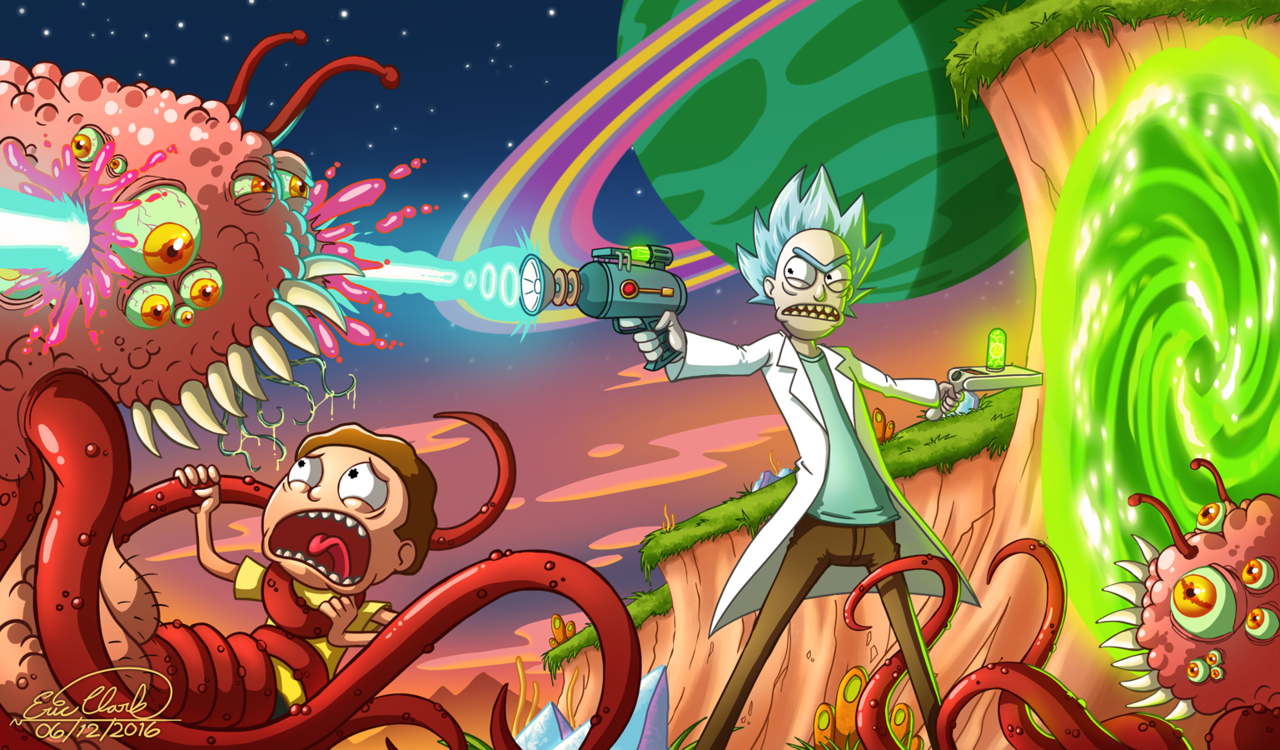 Download Rick And Morty Wallpaper Hd Hd Backgrounds Download