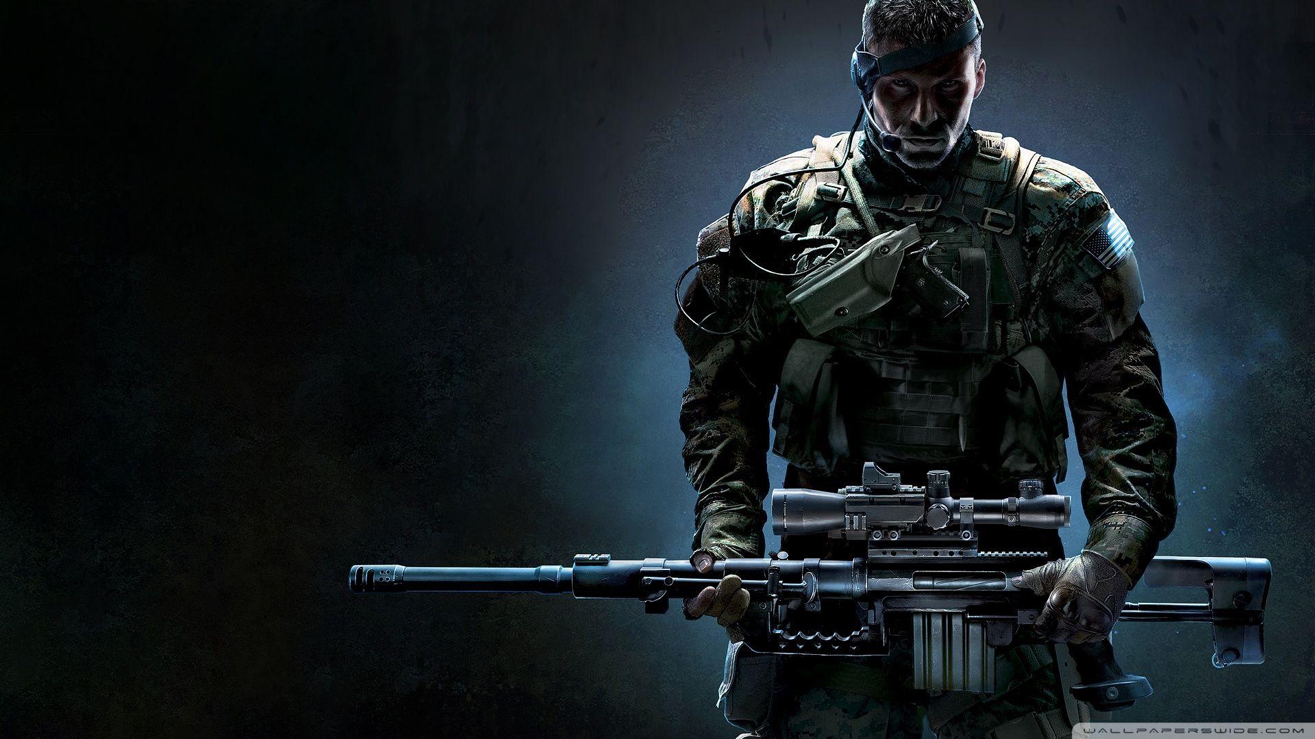 Download Sniper Wallpaper Hd Backgrounds Download Itl Cat