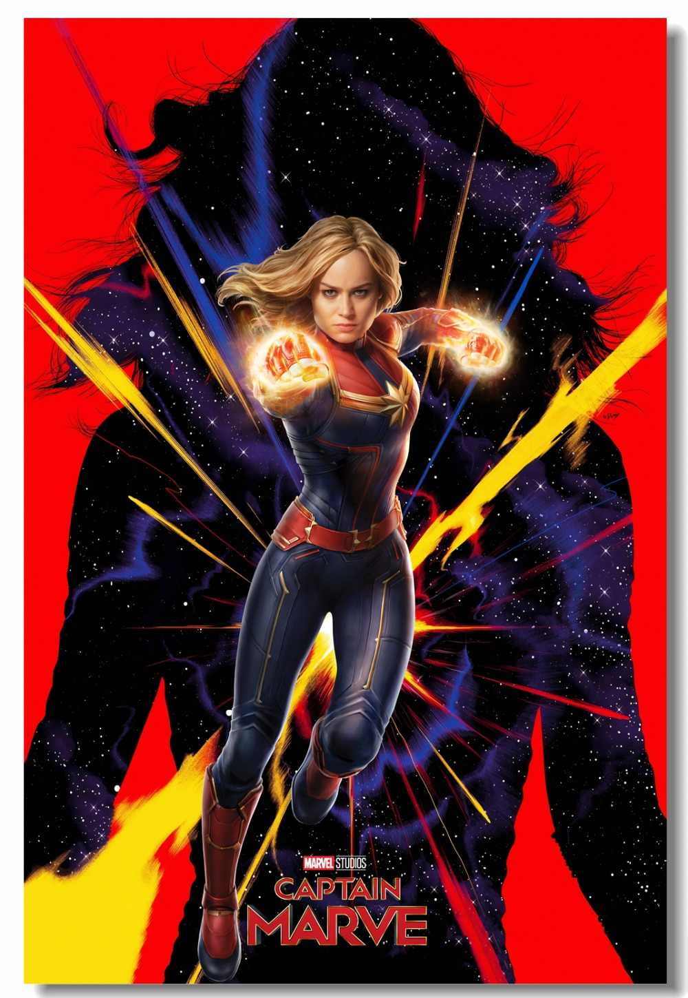 Download Captain Marvel Wallpaper Hd Backgrounds Download