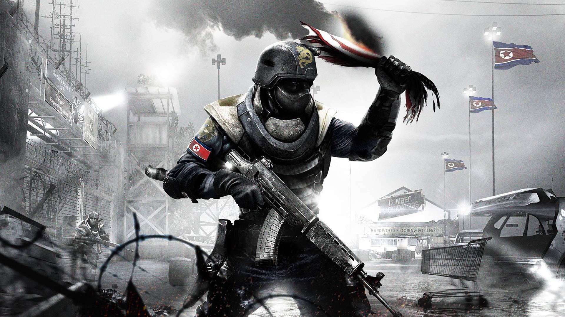 Free download HD Gaming wallpaper