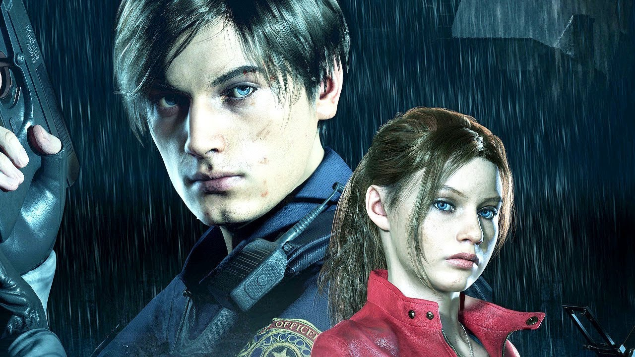 Download Resident Evil 2 Remake Wallpaper Hd Backgrounds