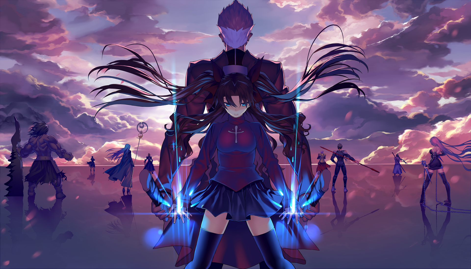 Download Fate Stay Night Wallpaper Hd Backgrounds Download Itl Cat