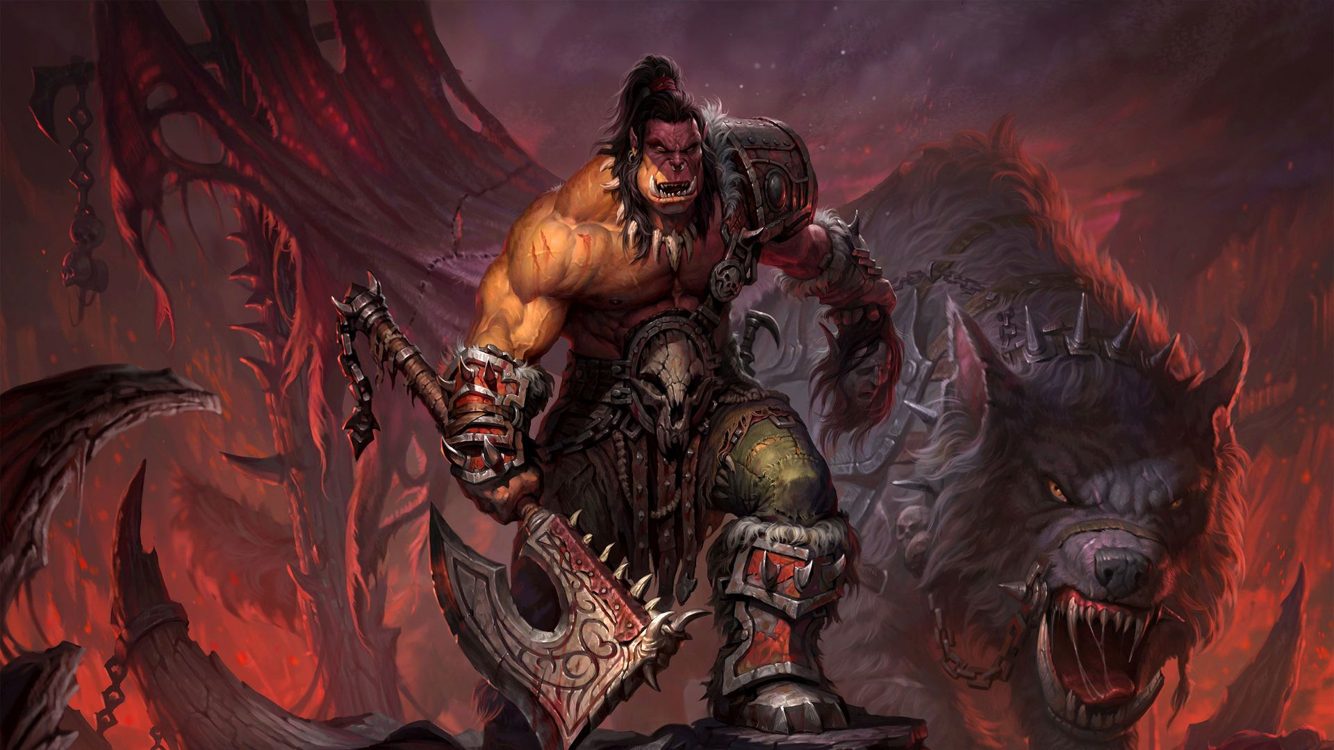 Download World Of Warcraft Wallpapers Hd Backgrounds