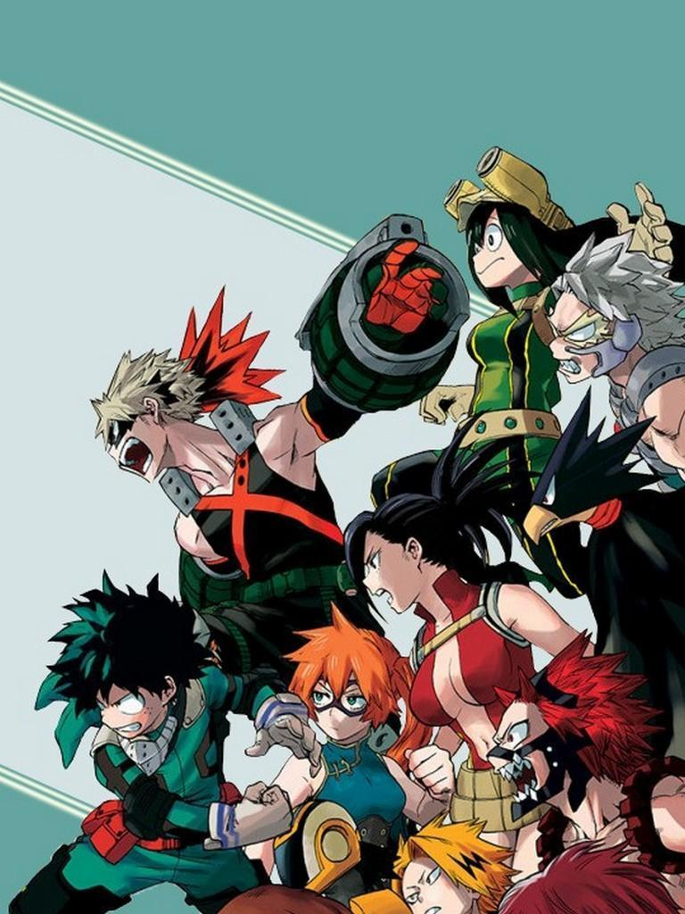 Download My Hero Academia Wallpapers Hd Backgrounds Download