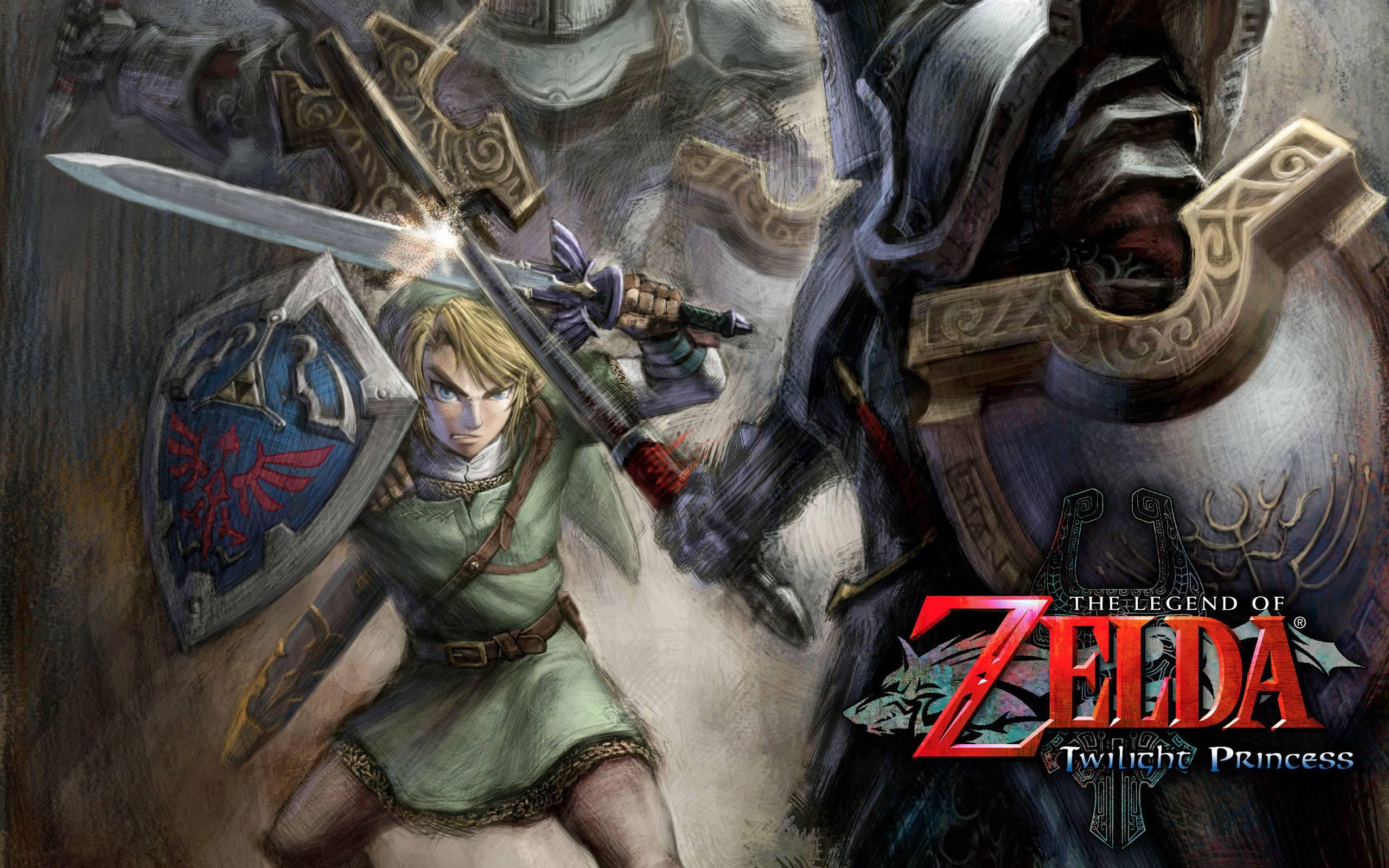Download Twilight Princess Wallpaper Hd Backgrounds
