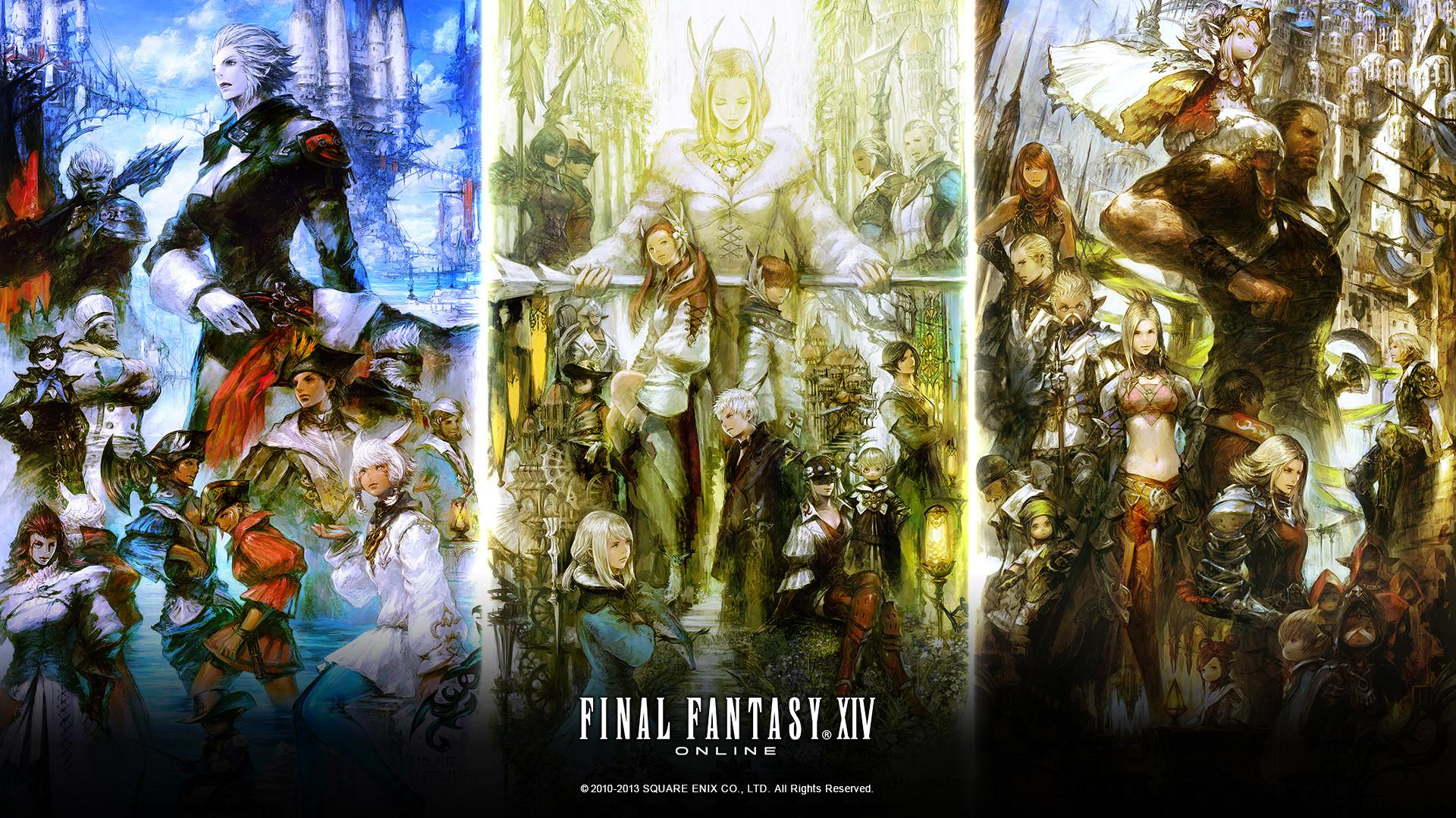 Download Final Fantasy 14 Wallpaper Hd Backgrounds Download