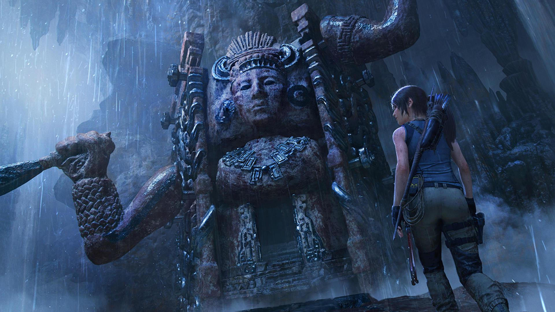 Download Shadow Of The Tomb Raider Wallpaper Hd Backgrounds