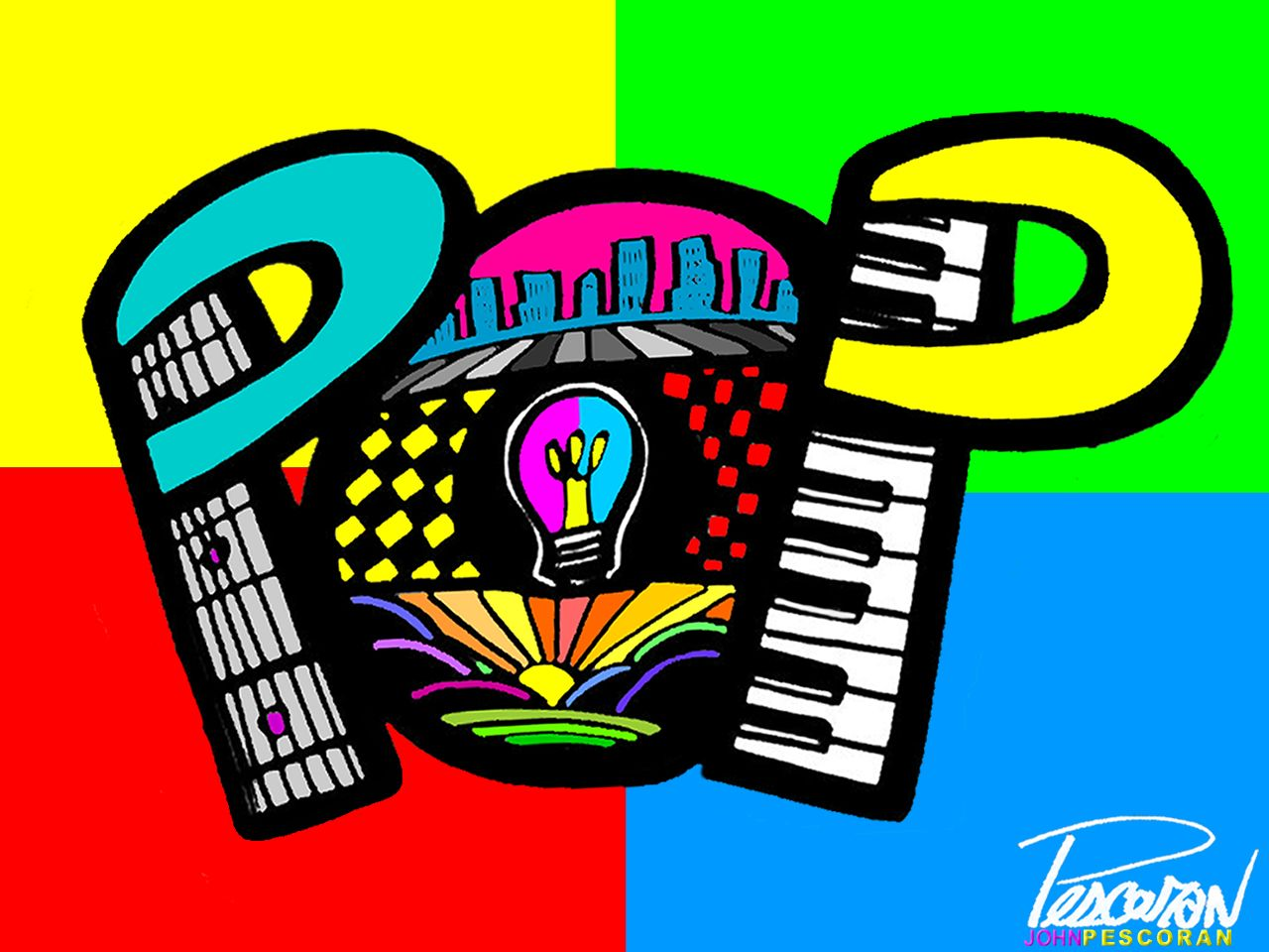 Download Pop Art Wallpaper Hd Backgrounds Download Itl Cat