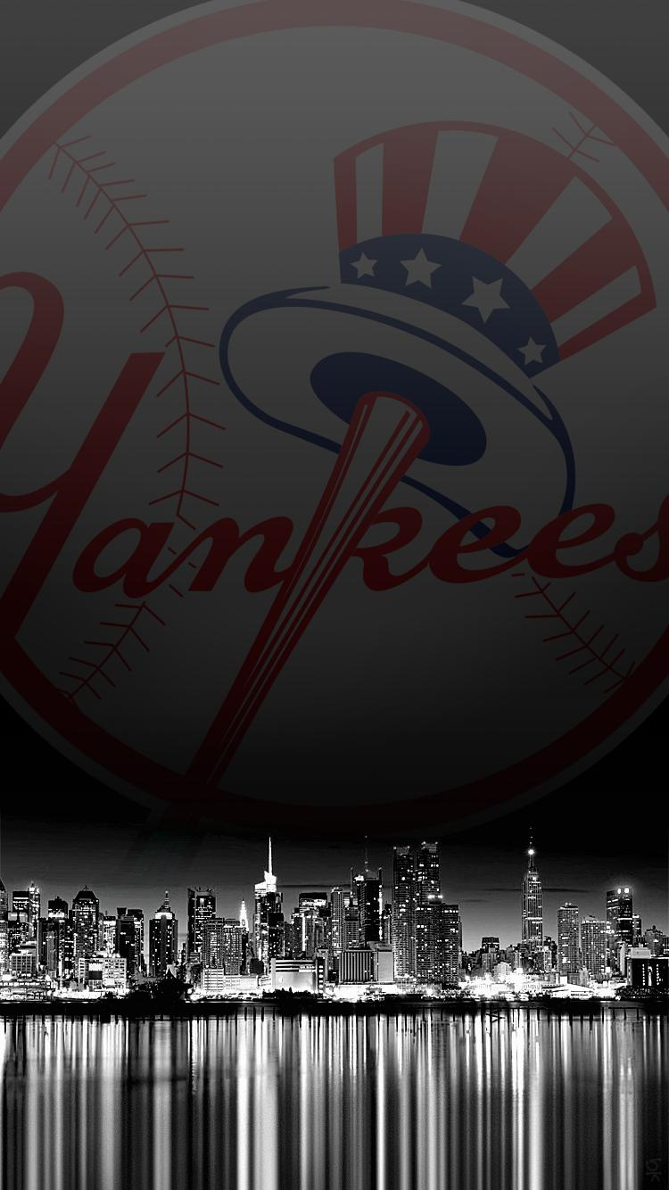 Download Ny Yankees Iphone Wallpaper Hd Backgrounds