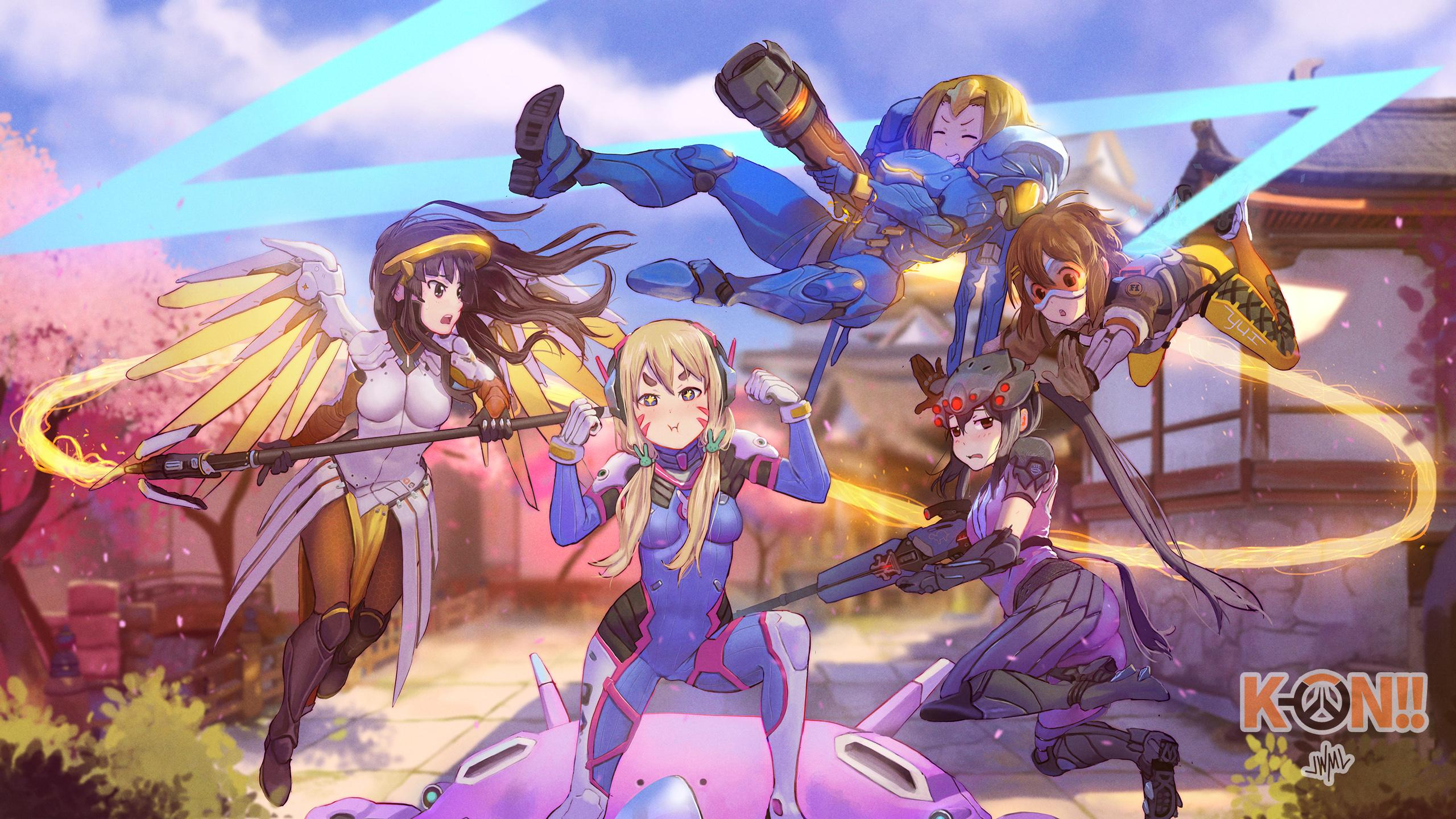Download Chibi Overwatch Wallpaper Hd Backgrounds Download