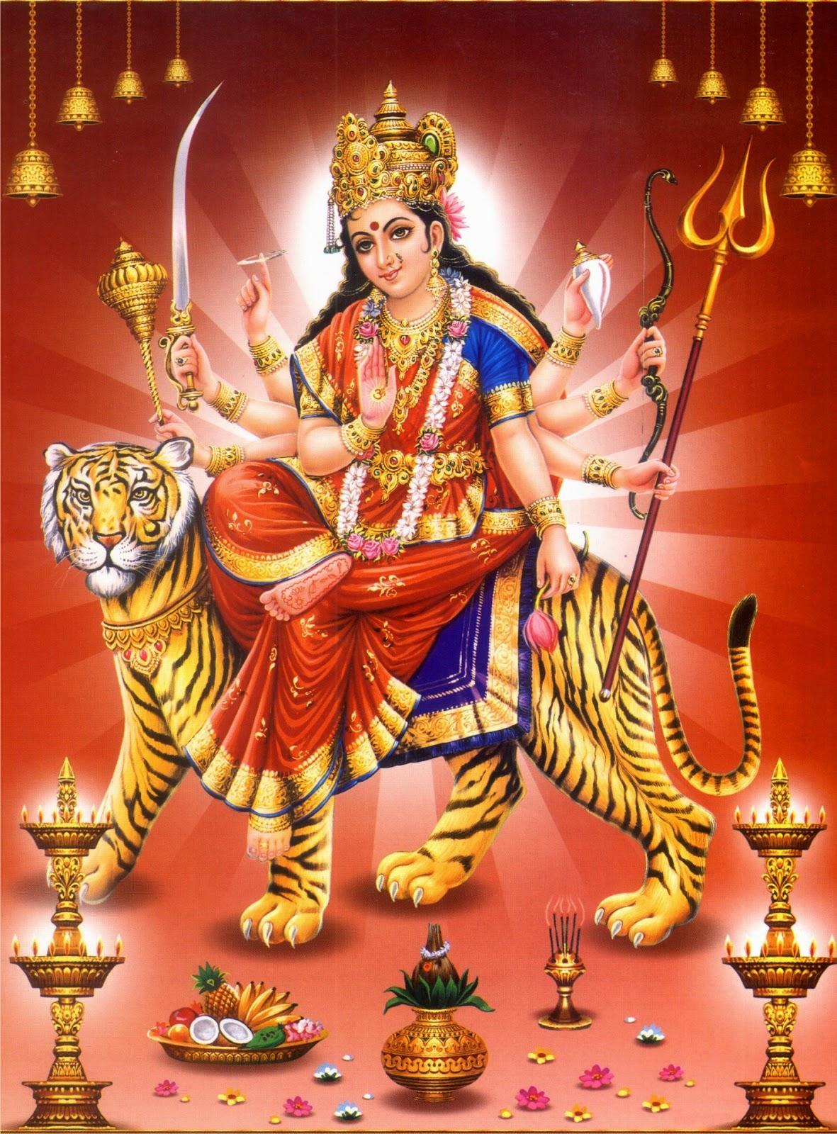 Download Durga Ji Hd Wallpaper Download Hd Backgrounds