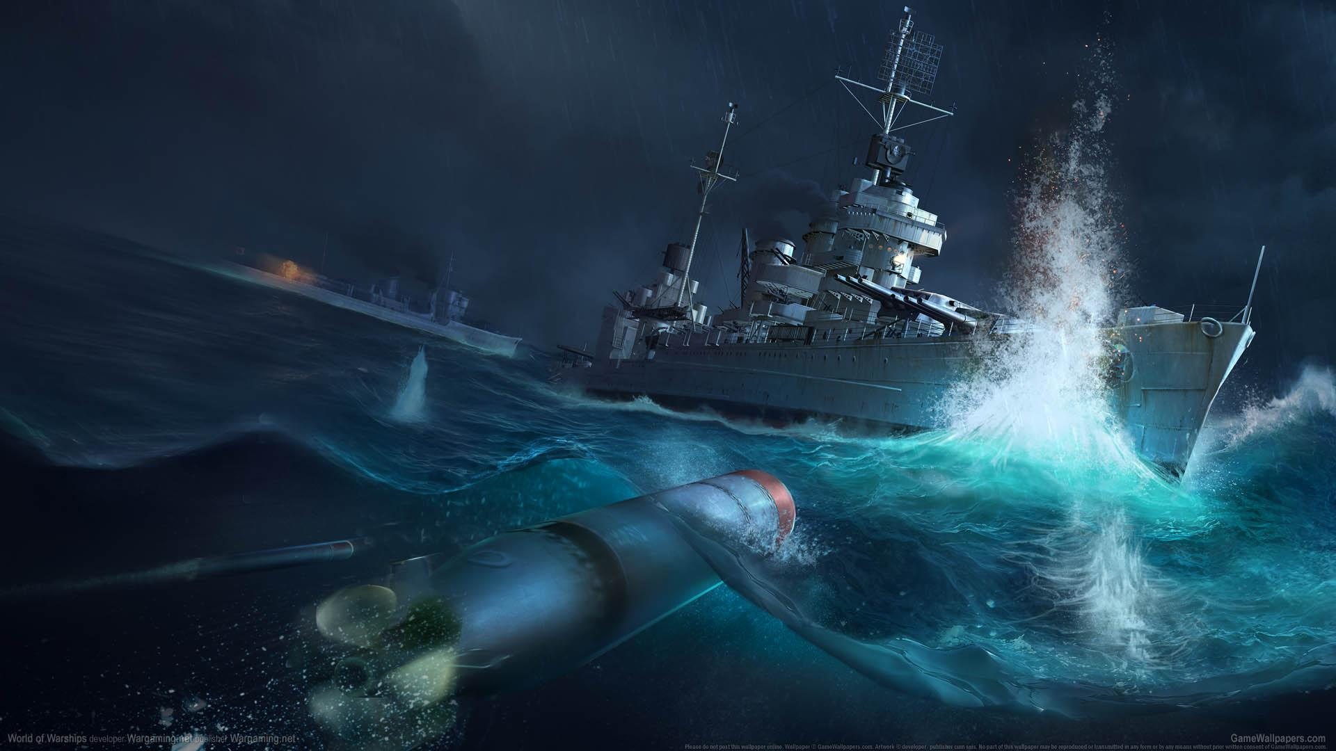 Download World Of Warships Wallpaper Hd Backgrounds Download
