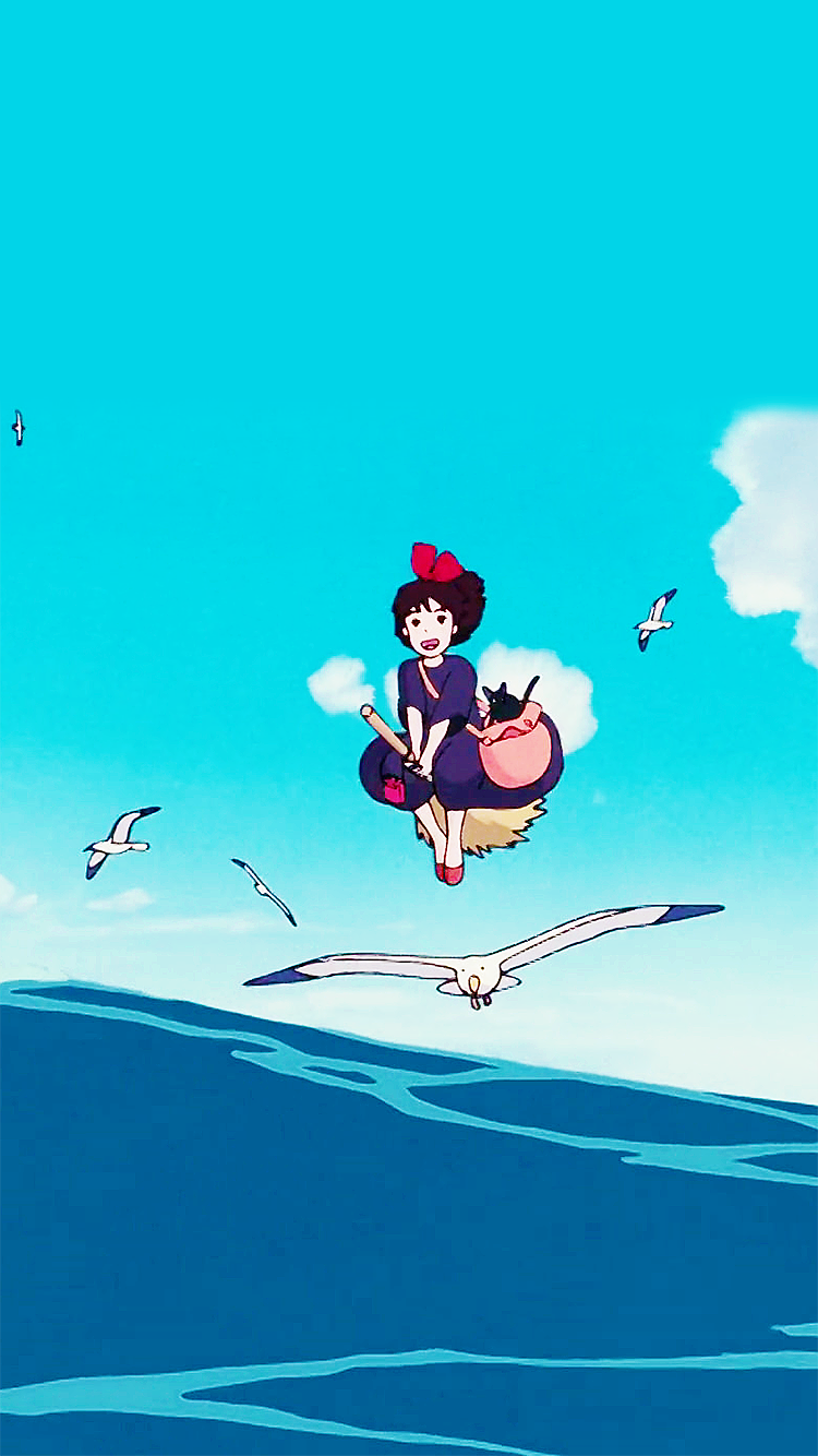 Download Kiki S Delivery Service Wallpaper Hd Backgrounds