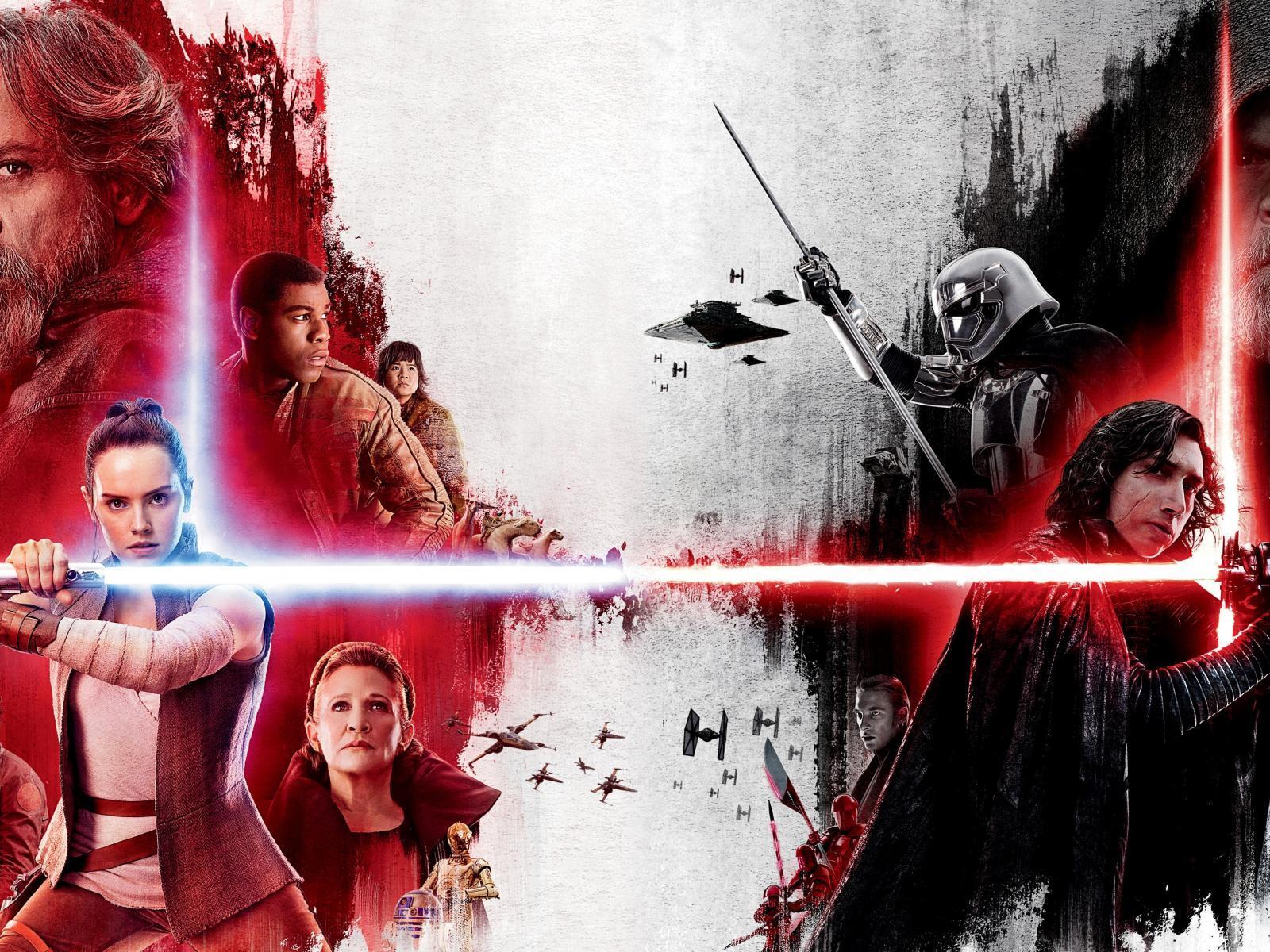 Download Star Wars Last Jedi Wallpaper Hd Backgrounds Download