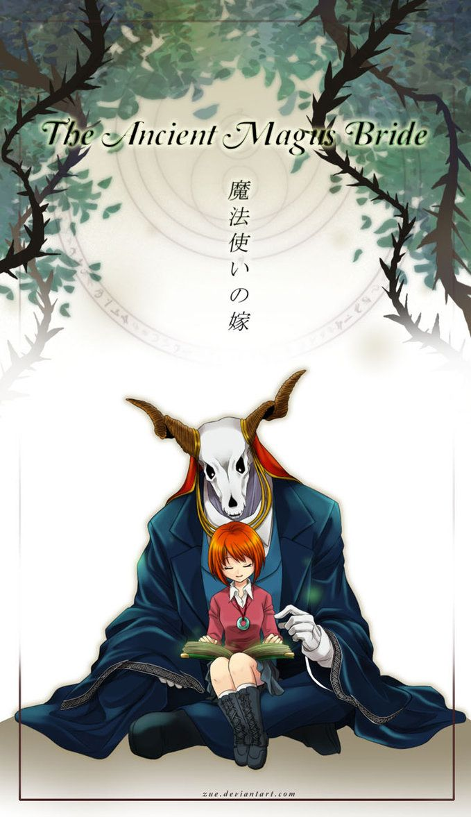 Download The Ancient Magus Bride Wallpaper Hd Backgrounds