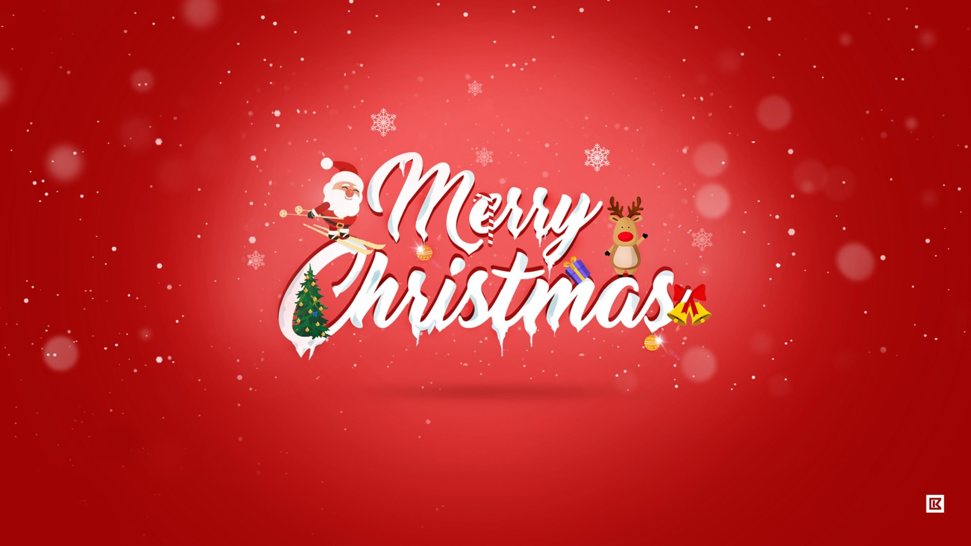Download Christmas Computer Wallpaper, HD Backgrounds Download