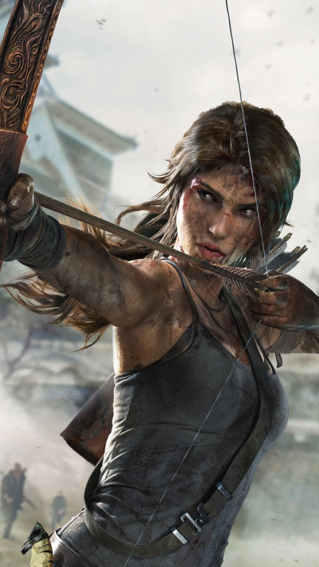 Download Lara Croft Wallpaper Hd Backgrounds Download Itl Cat