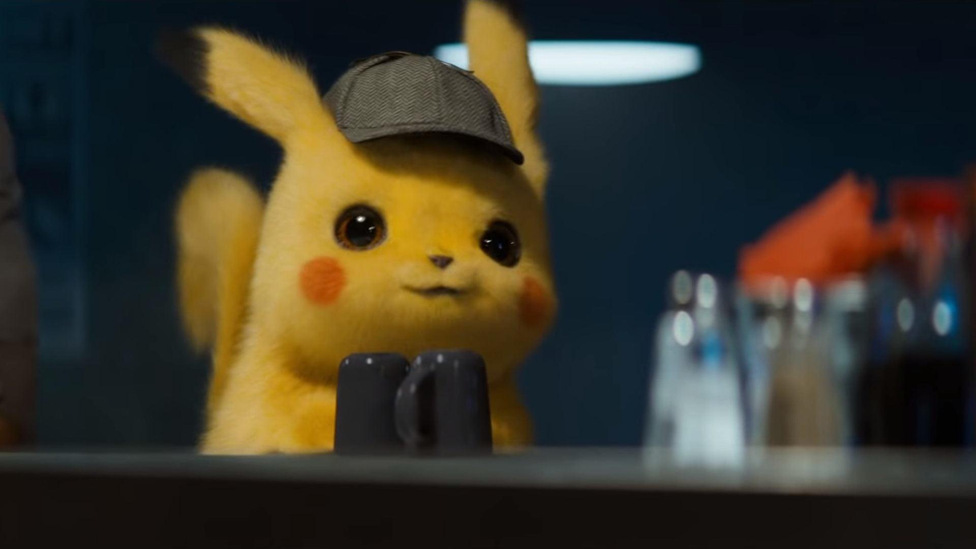 Download Detective Pikachu Wallpaper Hd Backgrounds