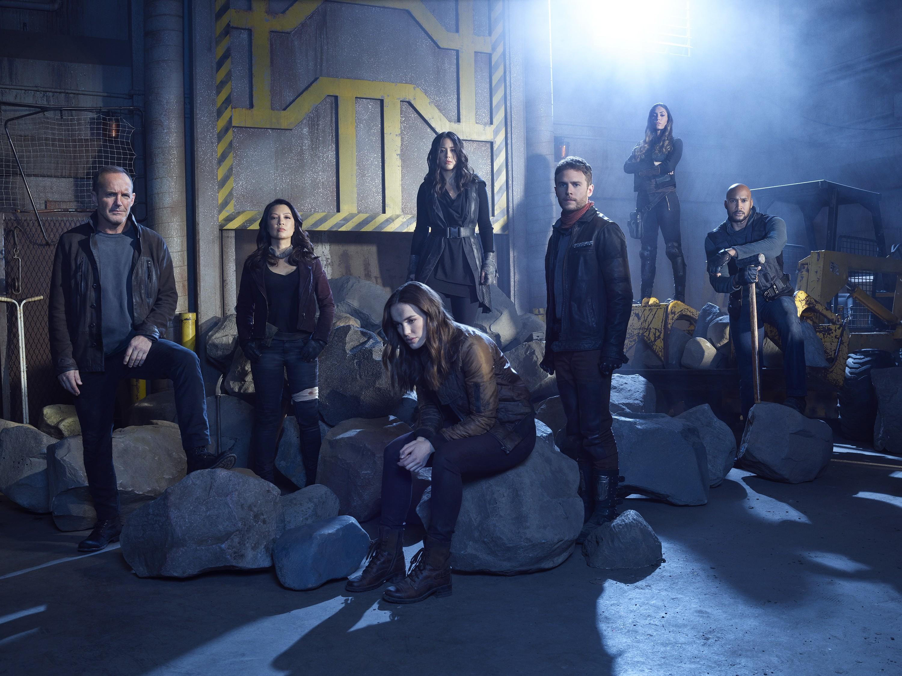 Download Agents Of Shield Wallpaper Hd Backgrounds Download Itl Cat