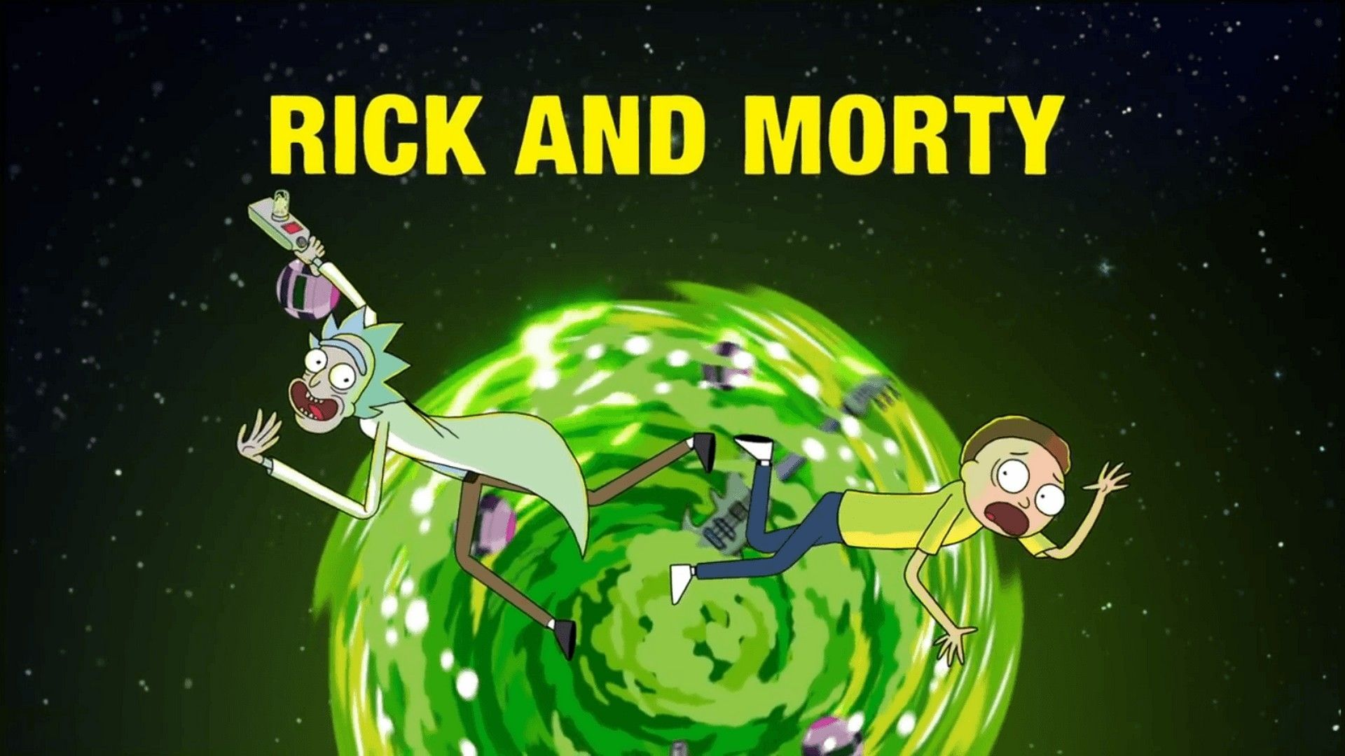Download Rick And Morty Desktop Wallpaper Hd Backgrounds Download Itl Cat