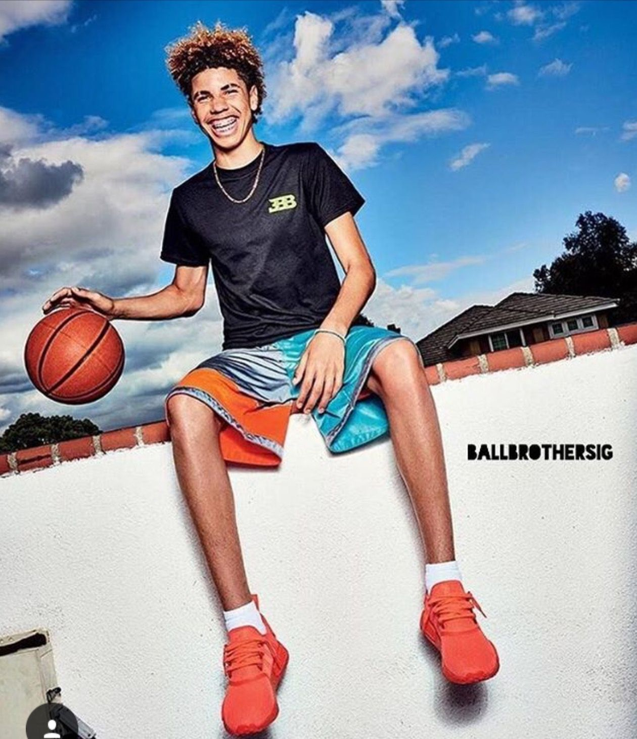 Download Lamelo Ball Wallpaper Hd Backgrounds Download