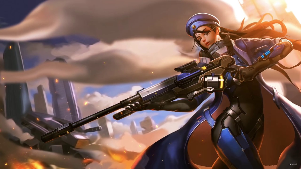 Download Ana Overwatch Wallpaper Hd Backgrounds Download
