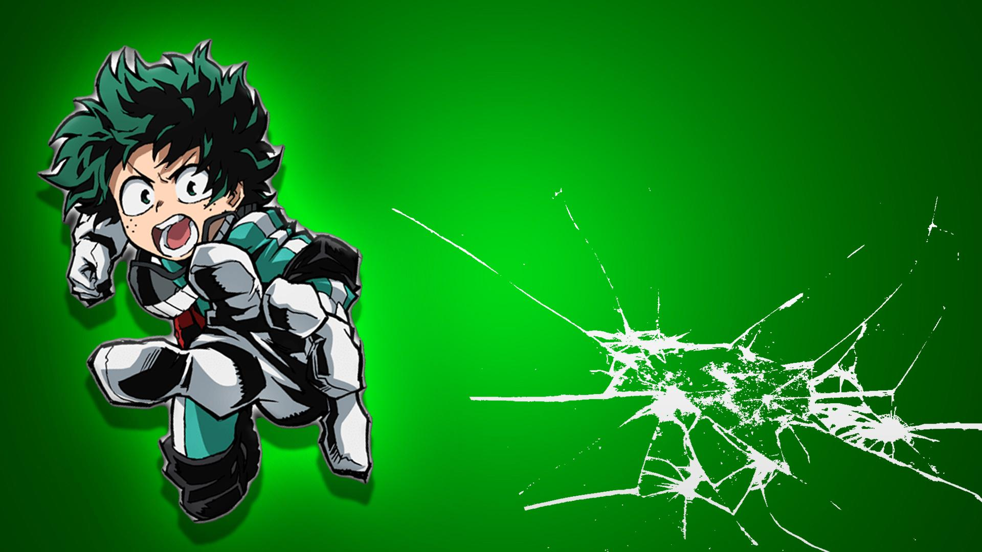 Download My Hero Academia Deku Wallpaper Hd Backgrounds Download