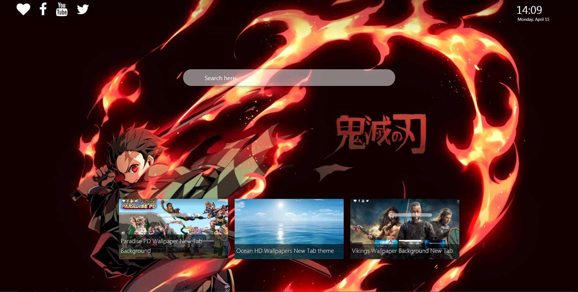 Download Kimetsu No Yaiba Wallpaper Hd Backgrounds Download Itl Cat