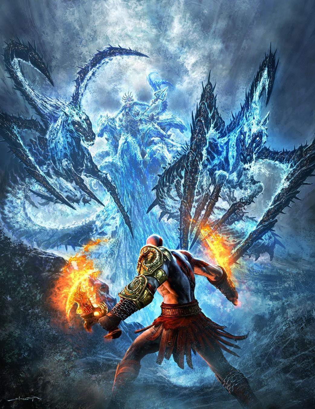 Download God Of War Wallpaper 4k Hd Backgrounds Download