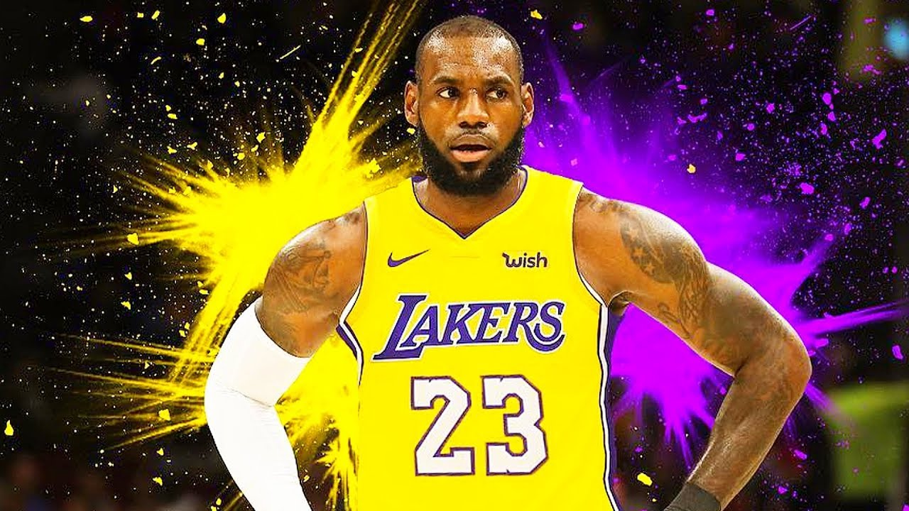 Download Lebron James Lakers Wallpaper Hd Backgrounds Download Itl Cat