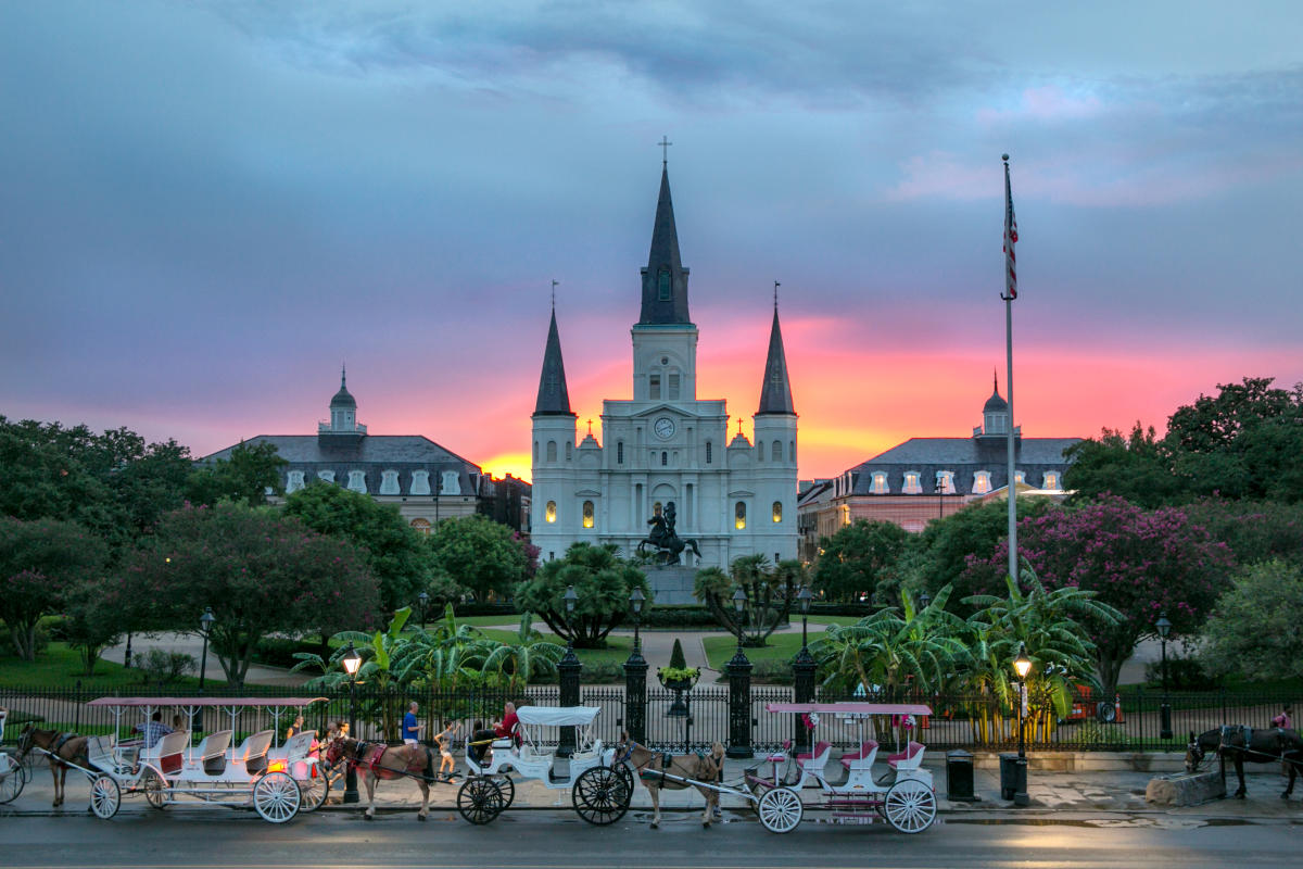 Download New Orleans Wallpaper Hd Backgrounds Download