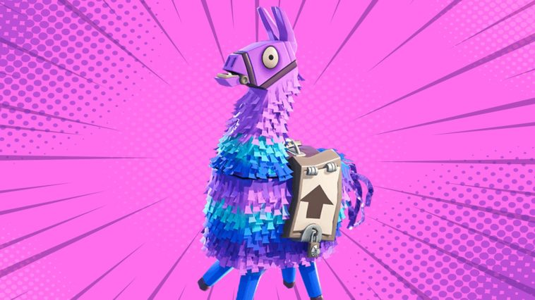 Download Fortnite Llama Wallpaper Hd Backgrounds Download Itl Cat