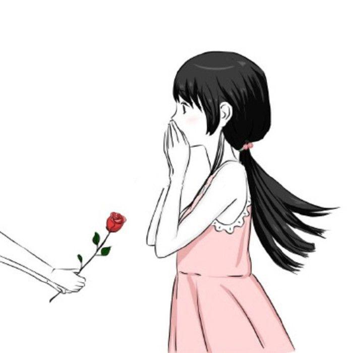 374110 anime couple wallpaper