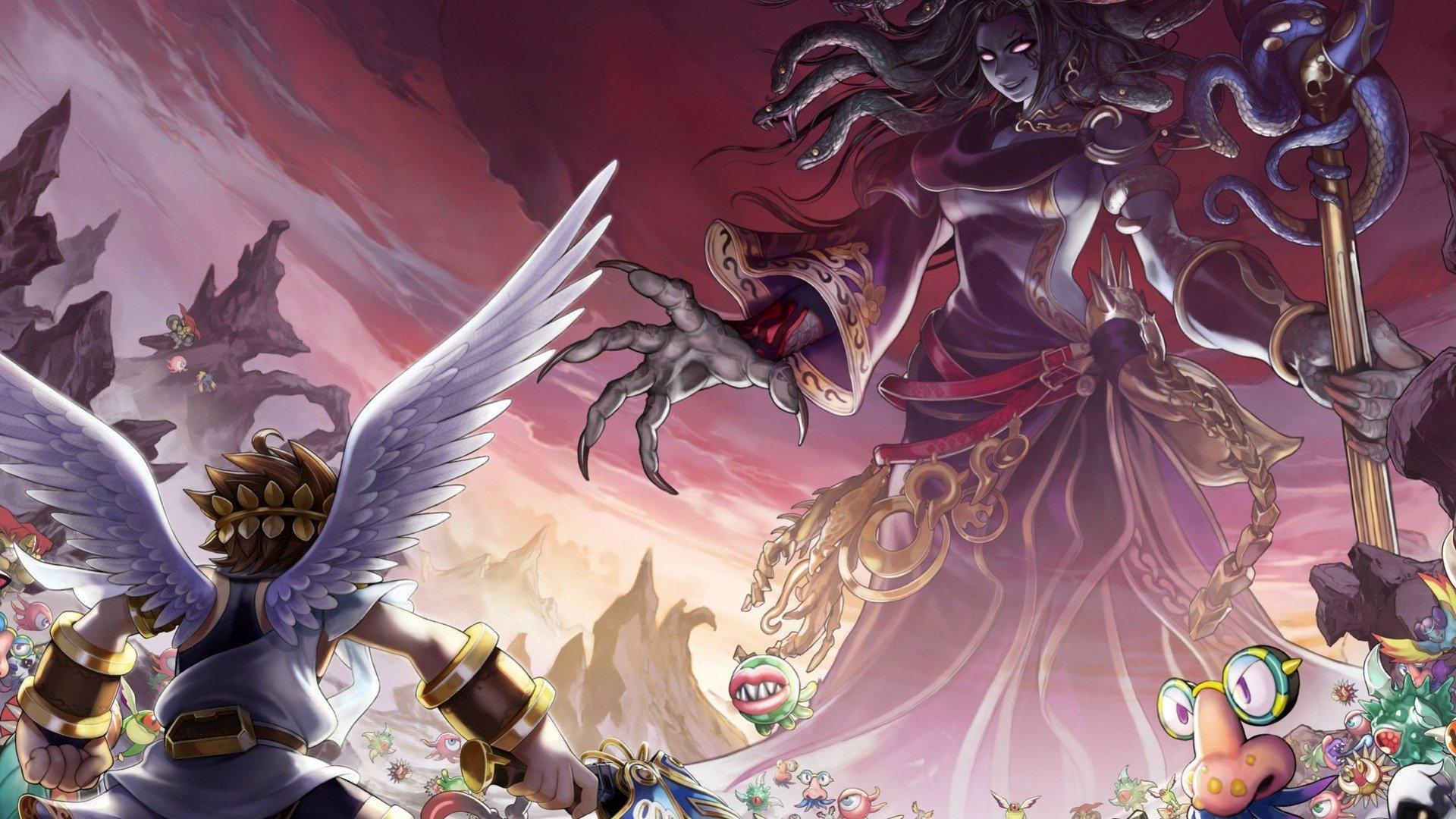 Download Kid Icarus Wallpaper Hd Backgrounds Download Itlcat