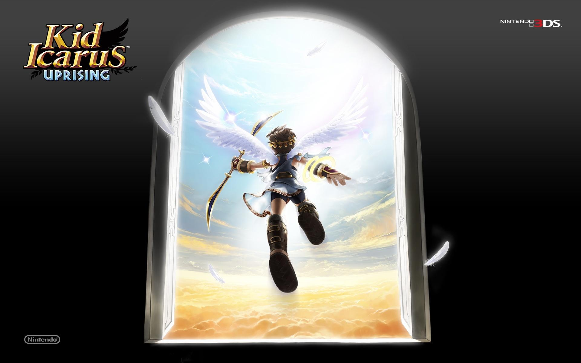 Download Kid Icarus Wallpaper Hd Backgrounds Download Itlcat