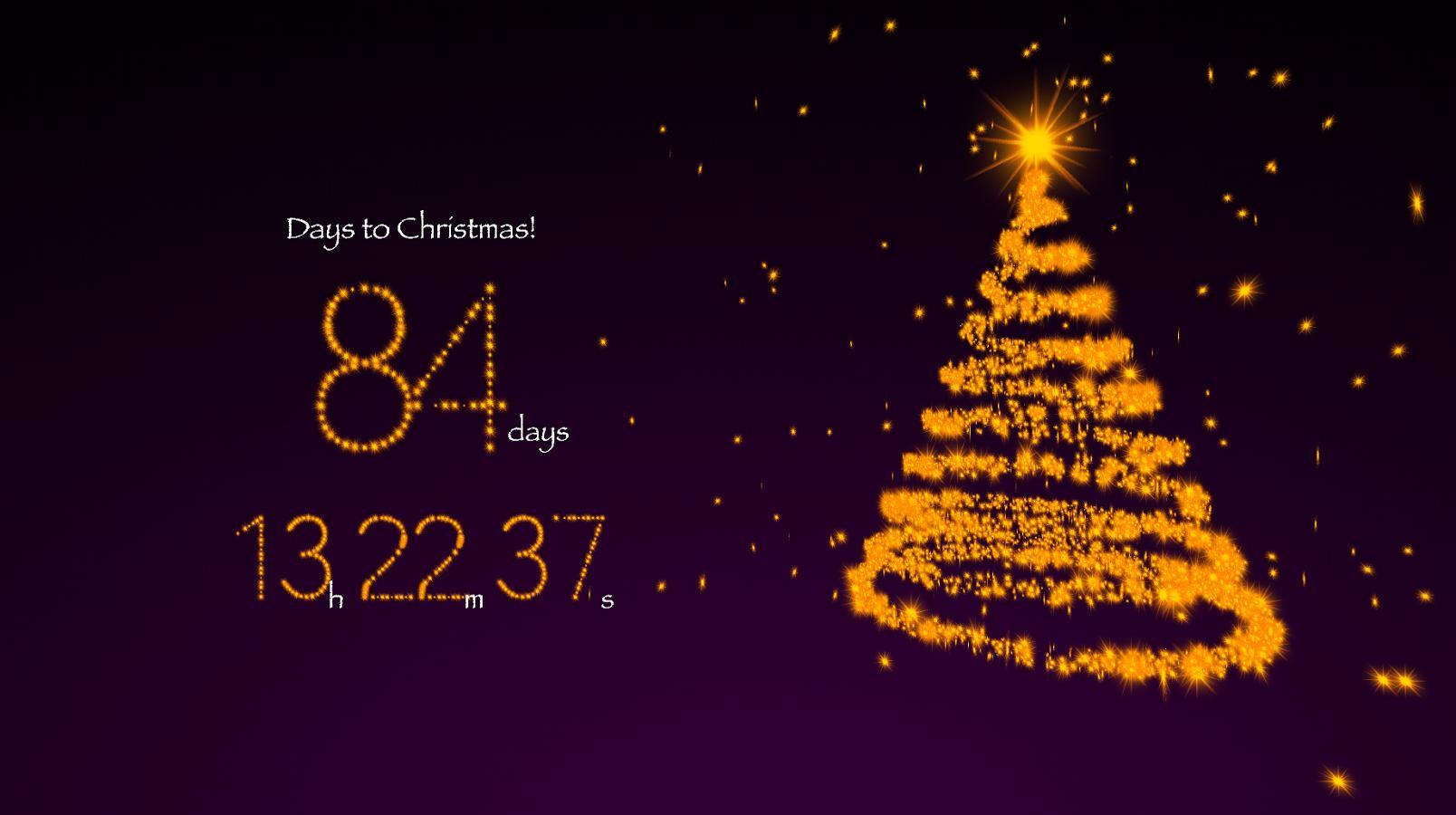 Christmas Countdown Live Wallpaper For ...