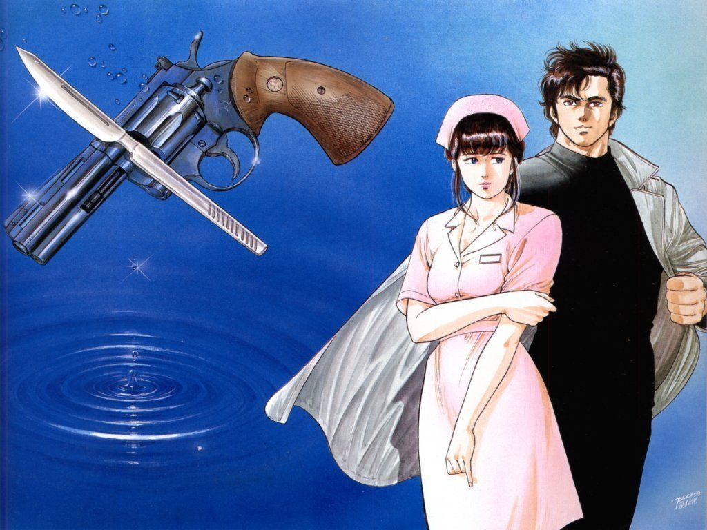 Download City Hunter Wallpaper Hd Backgrounds Download