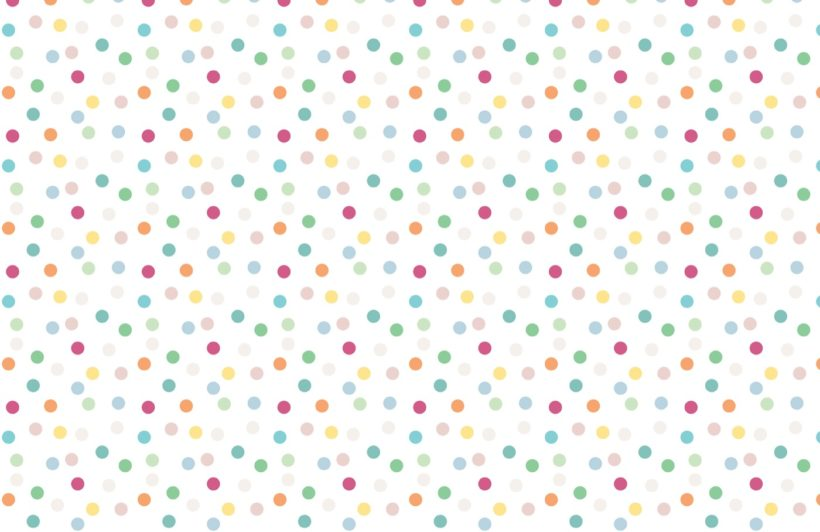 Download Rainbow Polka Dot Wallpaper Hd Backgrounds