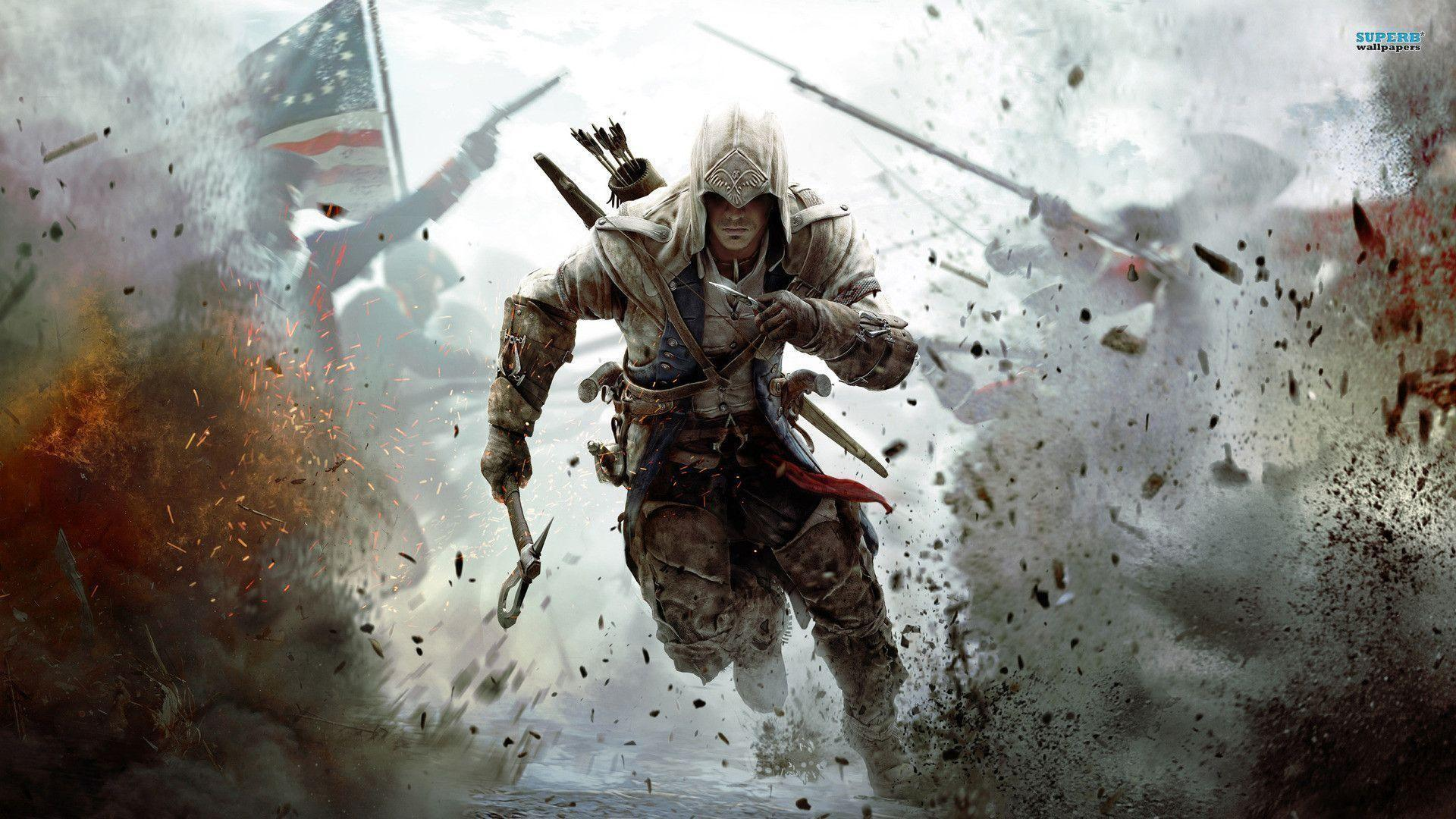 Download Assassin S Creed Iii Wallpaper Hd Backgrounds