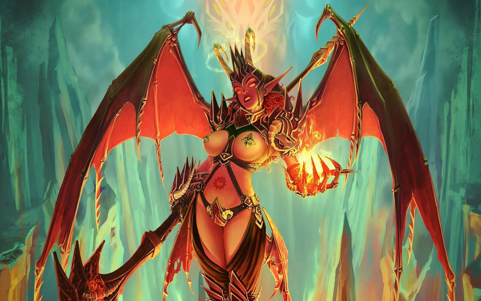 Download sexy devil wallpaper hd backgrounds download itl cat