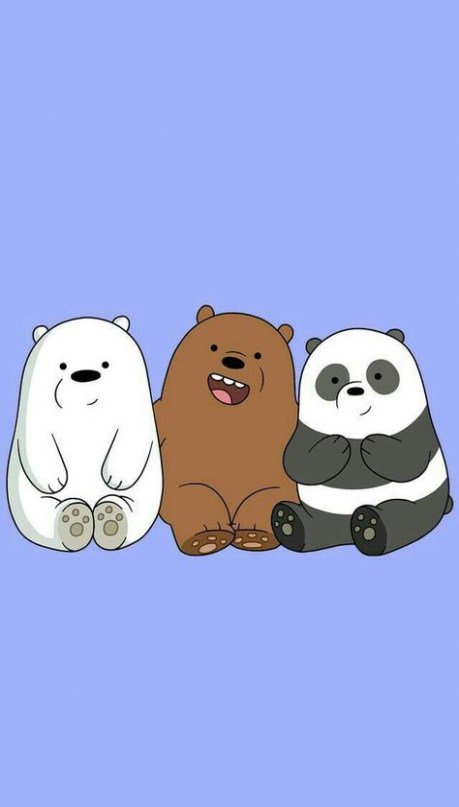 Download Ice Bear Wallpaper We Bare Bears Hd Backgrounds Download Itl Cat