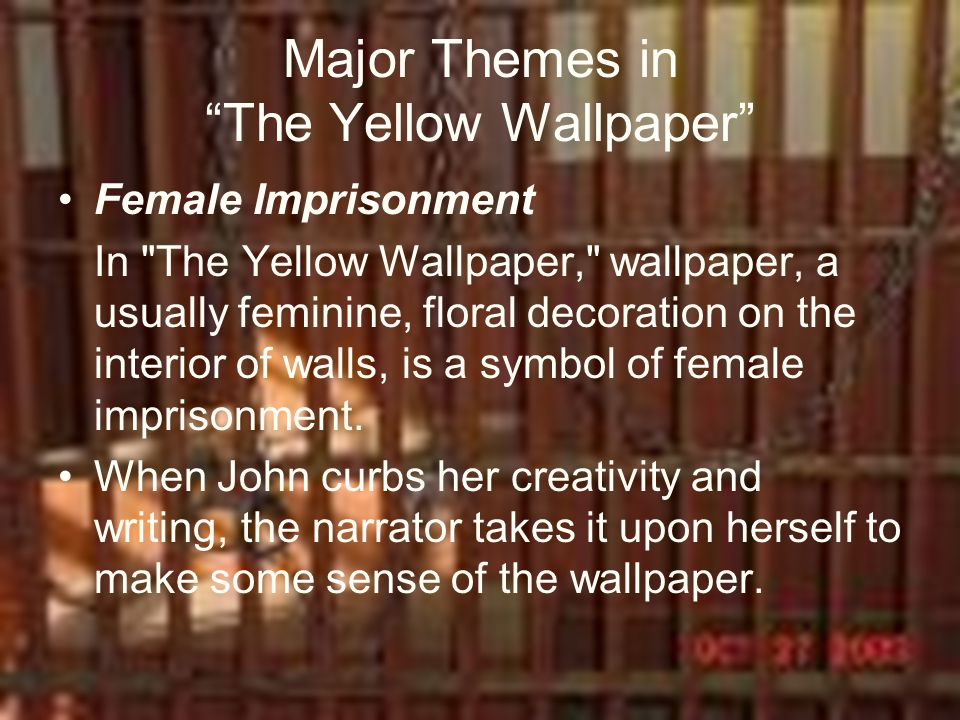 Download The Yellow Wallpaper Symbols Hd Backgrounds