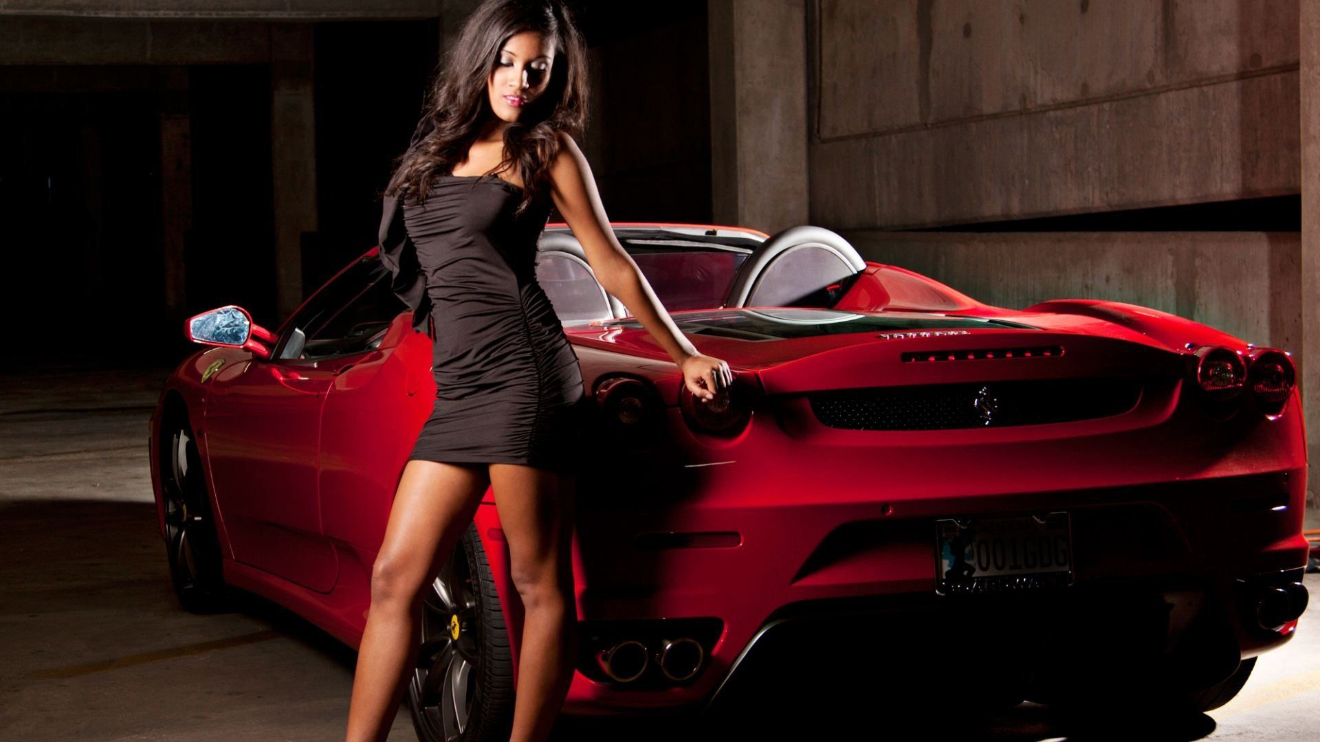 Download Hot Girls And Car Wallpaper Hd Backgrounds Download