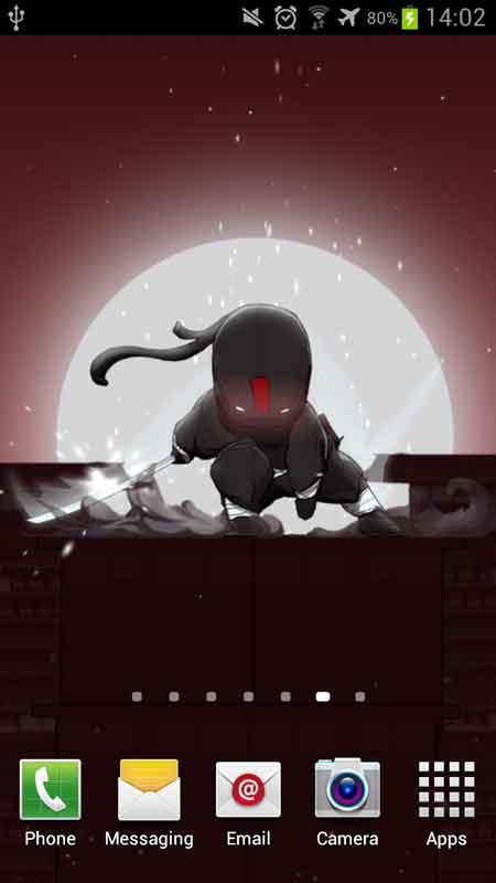 Download Ninja Live Wallpaper, HD Backgrounds Download - itl.cat